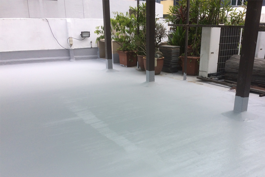 concrete-flat-roof-leak-repair