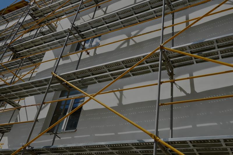 exterior-wall-seepage-repair